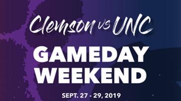 Old Row Tailgate Tour Clemson vs. UNC Weekend