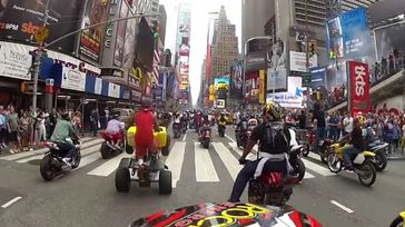 BIKELIFE NATIONAL RIDEOUT