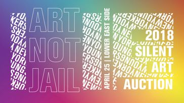 YNY | Art Not Jail | 2018 Silent Auction