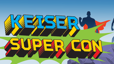 Keiser Super Con Issue #2