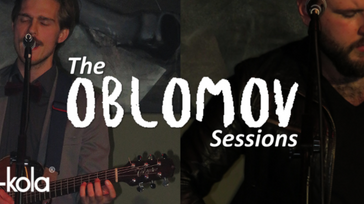 The Oblomov Sessions | Feature Session #13 (Lion O King & Joey Ryan)