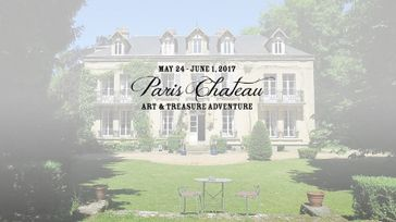 Paris Art & Treasure Adventure