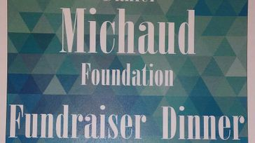 Daniel Michaud Foundation Fundraiser Dinner