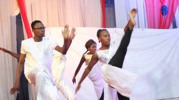 Rebirth Dance company