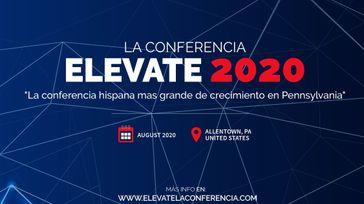 ELEVATE 2020 - LA CONFERENCIA