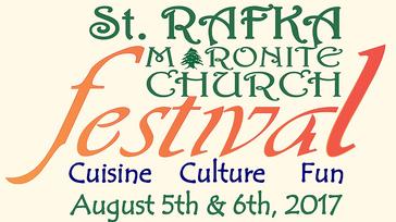 St. Rafka Annual Festival