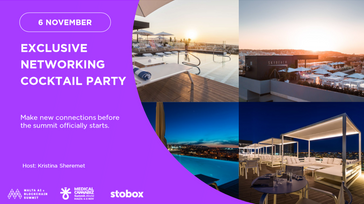 Exclusive Private Networking Party