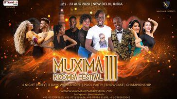 Muxima Kizomba Festival-III