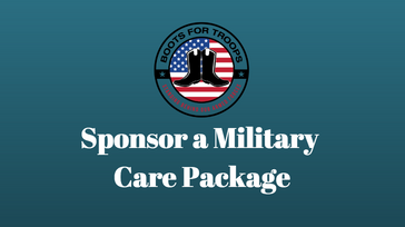 Care Package Sponsorship