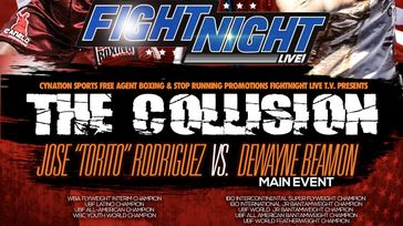 Fight Night Live, The Collision