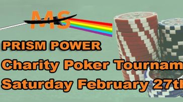 Prism Power - MS Charity Poker Tournament