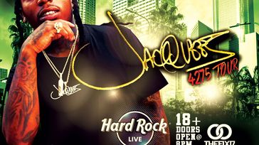 Jacquees Live in Las Vegas