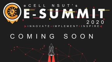 E-summit'20 NSUT