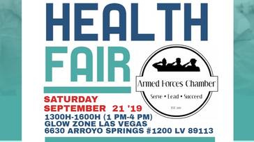 The Armed Forces Health Fair
