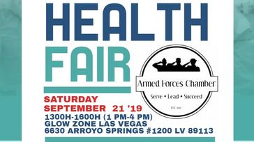 The Armed Forces Health Fair