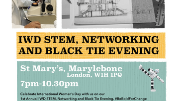 IWD STEM (Science, Technology, Engineering and Maths) Day