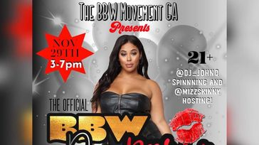 THE BBW MOVEMENT PRESENTS: The Official BBW Day Party & Meet!
