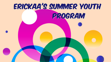 Erickaa's summer youth program
