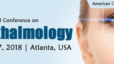 International Conference on  Ophthalmology