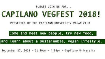 Capilano VegFest