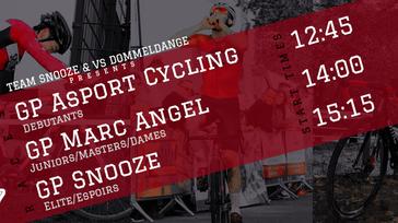 Cyclocross - Dommeldange