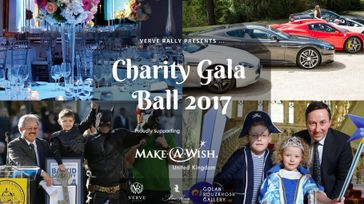 Verve Charity Gala Ball 2017