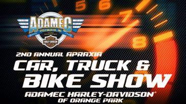 2nd Annual Apraxia Car Truck & Bike show