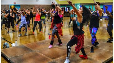 Zumbathon Charity Event for Cuban Children