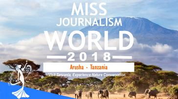 Miss Journalism World 2018