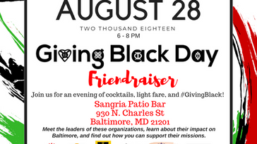 Giving Black Day Friendraiser