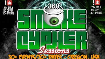 360 Smoke Cypher Sessions - 360VR Cypher Series