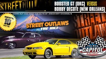 Street Outlaws On The Hill