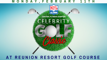 NFL Alumni CFL Celebrity Golf Classic