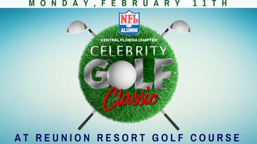 NFL Alumni CFL Celebrity Golf Classic