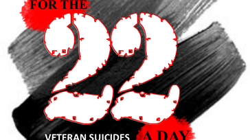 4 the 22 on 4/22 - A 22K Run/Walk to Combat Veteran Suicide