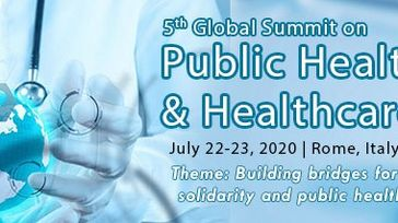 5th Global Summit on Public Health & Healthcare