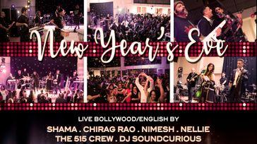 New Year's Eve Bollywood Dinner & Dance