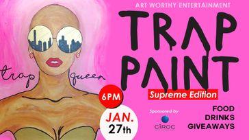 Trap & Paint Houston