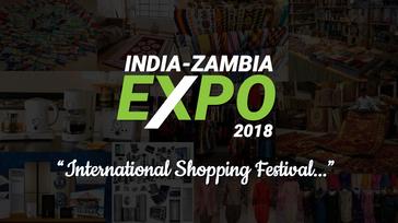India-Zambia Expo 2018