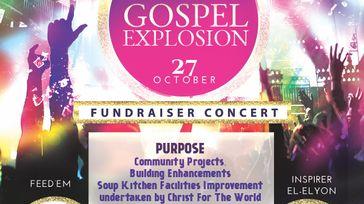 Gospel Explosions - Fundraiser Concert