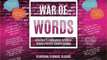 War Of Words (Slam Poetry Competition)