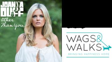 Joanna Duff Video Premiere benefiting Wags & Walks