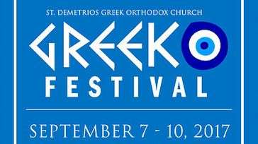 St. Demetrios 40th Annual Greek Festival