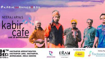 Kabir Cafe Live In - Ahmedabad