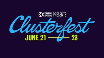 Comedy Central's Clusterfest Press Coverage