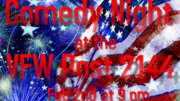 Comedy Night @ VFW 2144