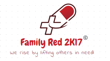 Family Red 2K17 (Singapore Red Cross event)