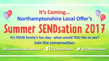 Summer SENDsation 2017 (for children and young people with special educational needs and disabilities)