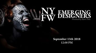 New York Fashion Week presented by Above Time