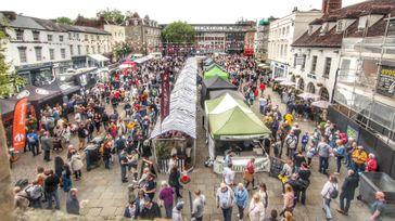 Warwick Food Festival 2020